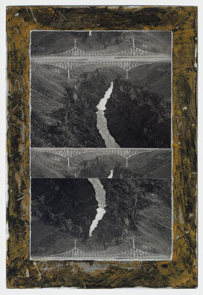 Michael Berman, 'Taos Bridge #2', 2019