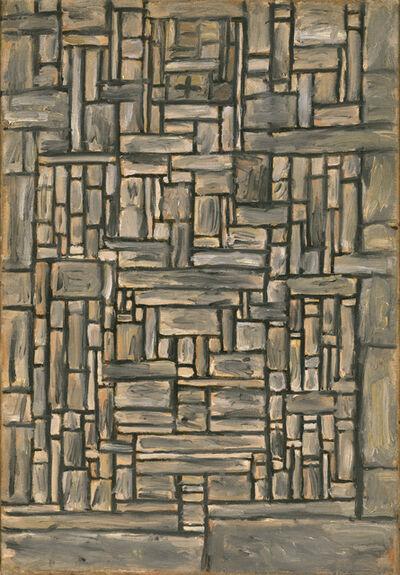 Joaquín Torres-García, 'Construcción infinito (Infinity construction)', 1942