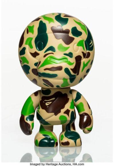 BAPE, 'Baby Camo Milo (Green)', 2001