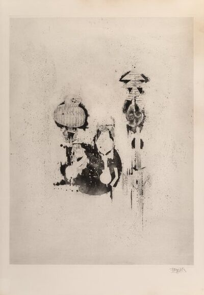 Johnny Friedlaender, 'Euclid's Garden'