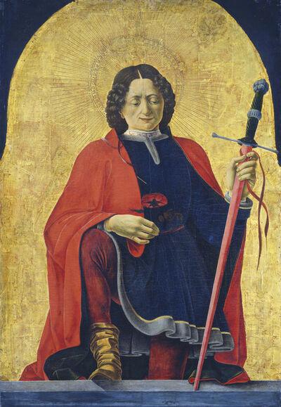 Francesco del Cossa, 'Saint Florian', ca. 1473/1474