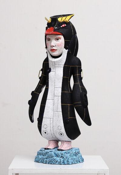 Masao Kinoshita, '皇帝人鳥少女', 2020