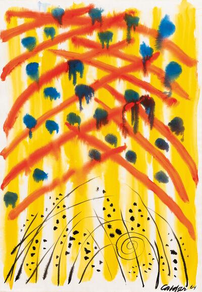Alexander Calder, 'Untitled', 1964