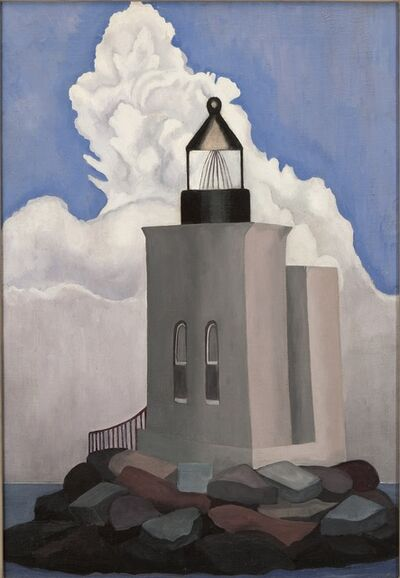 Helen Torr, 'White Cloud (Light House)', 1932