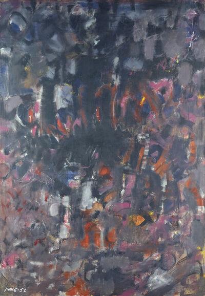 Stephen Pace, 'Dark Painting (52-100)', 1952