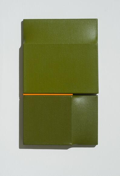 Árpád Forgó, 'Orange gap', 2014