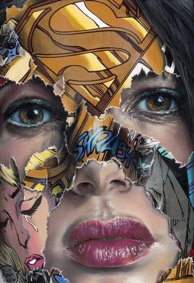 Sandra Chevrier, 'La Cage, les larmes du paradis', 2019