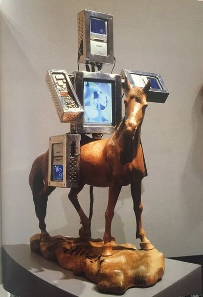 Nam June Paik, 'King of Jang-Soo', 2001