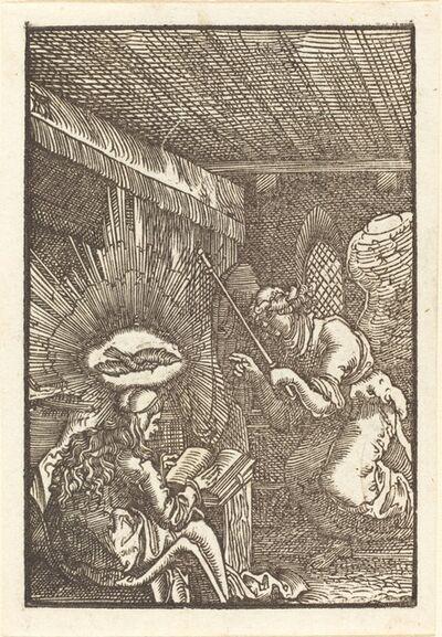 Albrecht Altdorfer, 'The Annunciation', ca. 1513