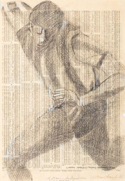 Titina Maselli, 'Sportsman', 1977