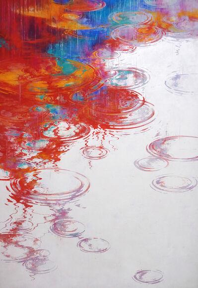 Junya Tsubota, 'Dance of Rain', 2018