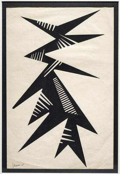 María Freire, 'Forma dinámica', 1954