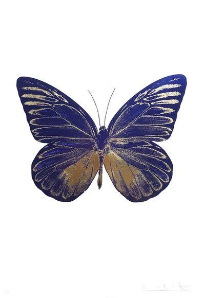 Damien Hirst, 'The Souls I, Westminster Blue Oriental Gold', 2010