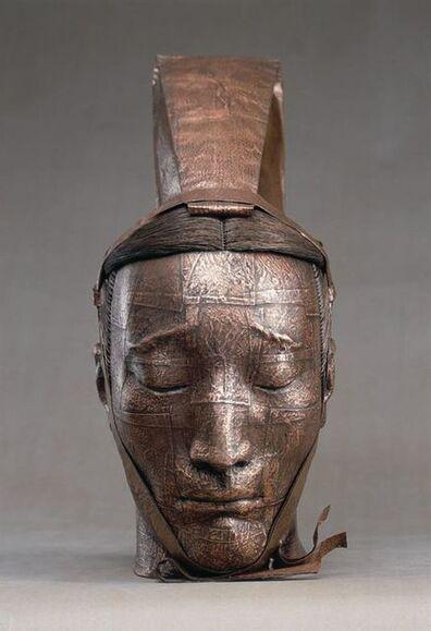 Cai Zhisong, 'A Warrior No.7 (Head)', 2006