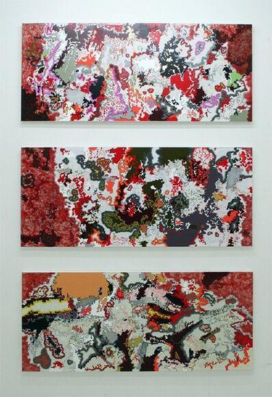 Toshiaki Hicosaka, 'Image Painting (King's Nude is no longer needs)', 2010