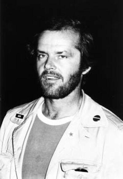 Lynn Goldsmith, 'Jack Nicholson'