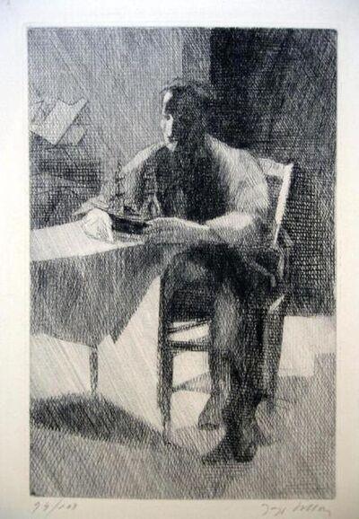 Jacques Villon, 'L'aventure', 1935