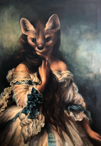 Agnes Gazdag, 'Princess Gazdag', 2016