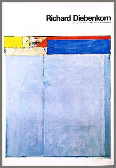 Richard Diebenkorn, 'Ocean Park # 49 (Hand Signed)', 1977
