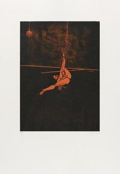 Norbert Tadeusz, 'Untitled (Akt am Seil II)', 2003