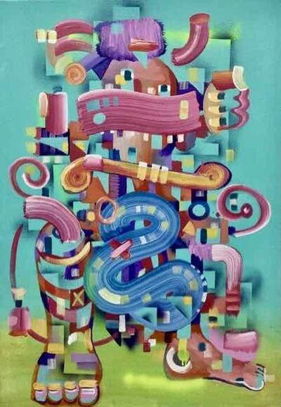 ANDRÉS GARCÍA-PEÑA, 'Untitled', 2018