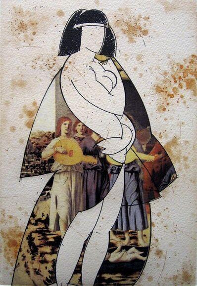Manolo Valdés, 'Helene', 2003