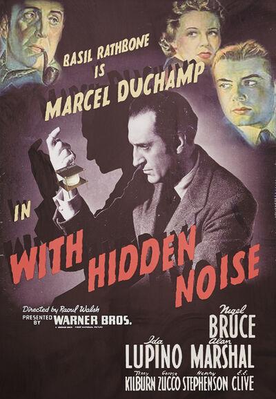 Pierre Bismuth, 'Biopic Poster (Marcel Duchamp)', 2014