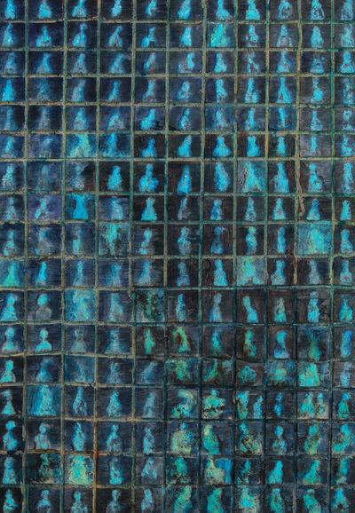 Tayseer Barakat, 'Electric Shadows', 2020
