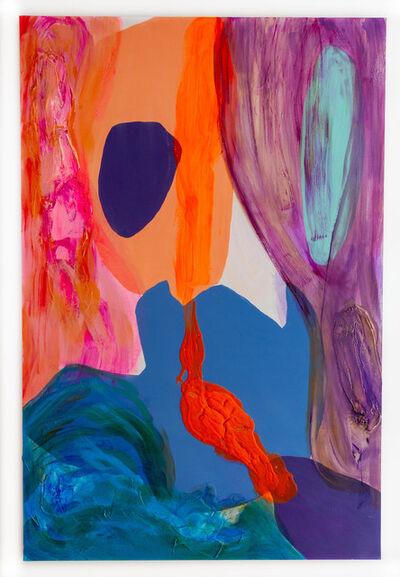 Debra Drexler, 'Violet Portal', 2017