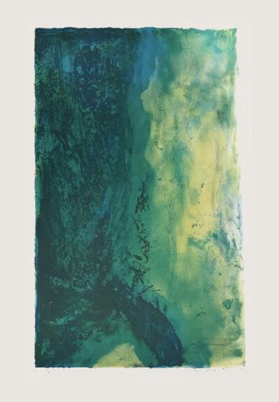 Zao Wou-Ki 趙無極, 'Sans Titre', 1998