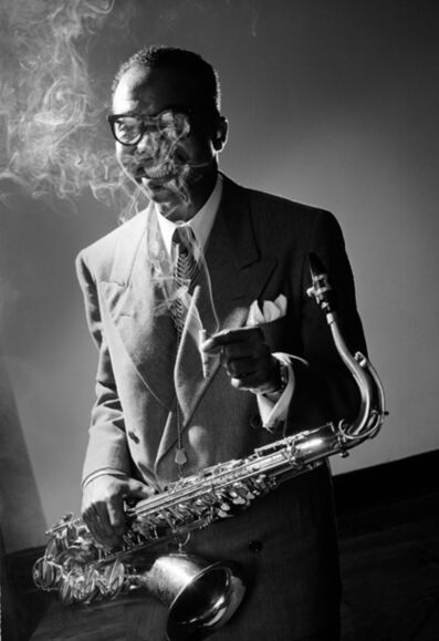 Herman Leonard, 'James Moody, NYC', 1951