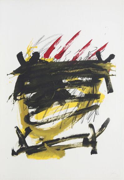 Antoni Tàpies, '4 from Als Mestres de Catalunya', 1974