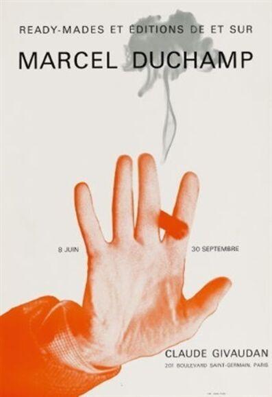 Marcel Duchamp, 'Ready-Mades et Éditions de et sur Marcel Duchamp', 1967