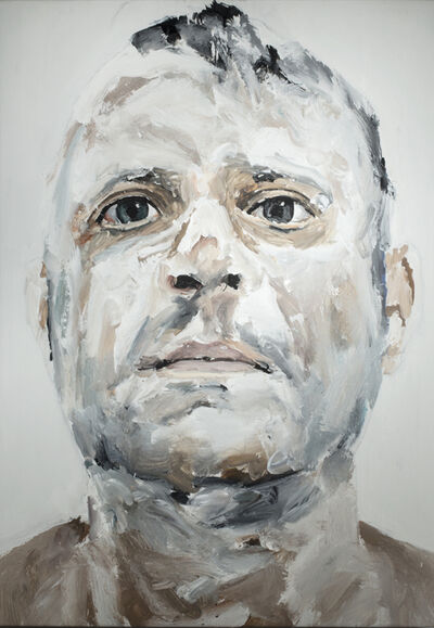 Santiago Ydañez, 'Untitled (self portrait)', 2013