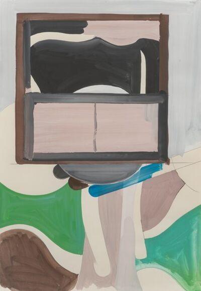 Thomas Scheibitz, 'Untitled (T37)', 1998