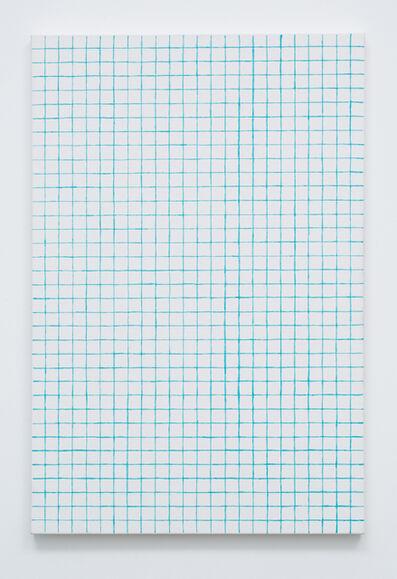 Meg Cranston, 'Grid #1', 2015