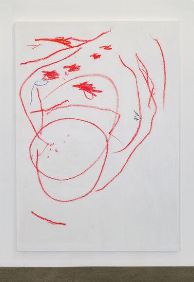 Nadia Kaabi-Linke, 'Pale Geranium Lake and Scarlet (remastered) ', 2018