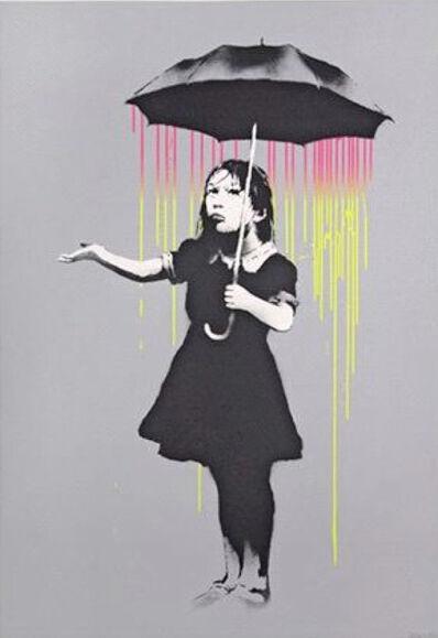Banksy, 'Nola, Pink Yellow', 2008