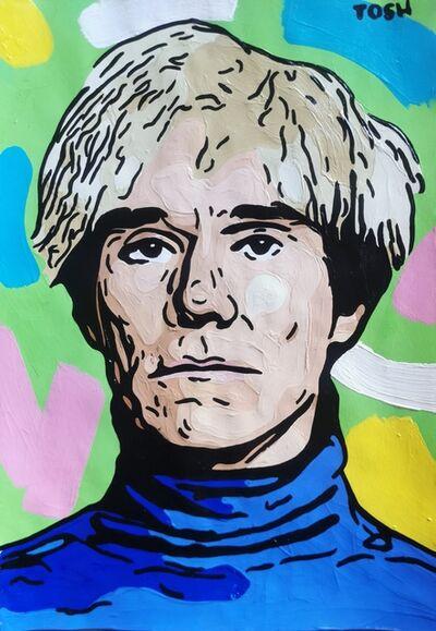 Andrew Tosh, 'Warhol', 2021