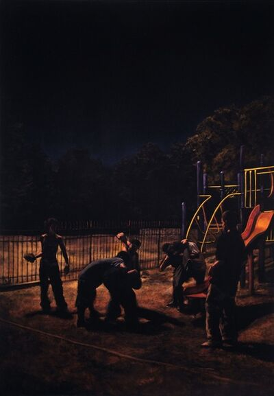 Tony Shore, 'Tracy Adkins Park', 2008