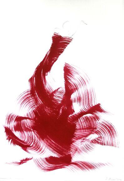 Bettina Mauel, 'The Red Cloth 82', 2015