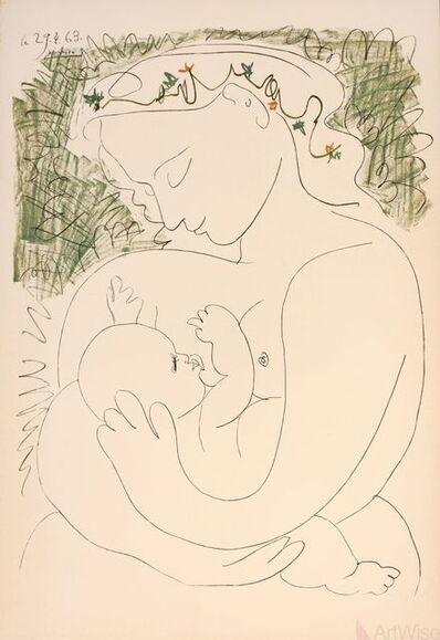 Pablo Picasso, 'La Grande Maternite', 1963