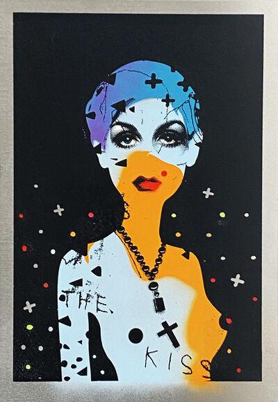 Miss Bugs, ''Lost Faith in Pop' (blue hair)', 2011