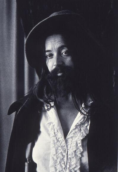 Eleanor Antin, 'Portrait of the King', 1972