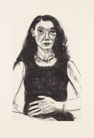 David Hockney, 'Brenda', 1998