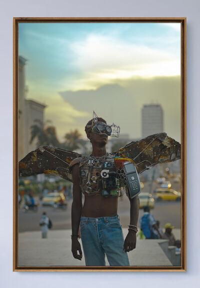 La furie Prisca M. Monnier, 'Mabele Ya Mboka', 2020