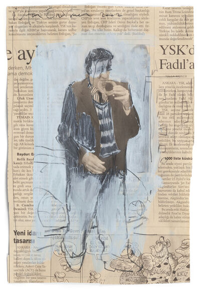 Irfan Önürmen, 'Newspaper Series 1', 2000-02