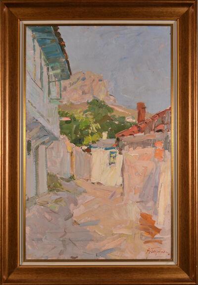 Valentine Bernadsky, 'Bakhchisaray. Old street', 1965