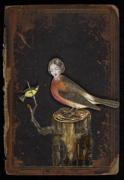Jenny Abell, 'Book Cover No. 189'