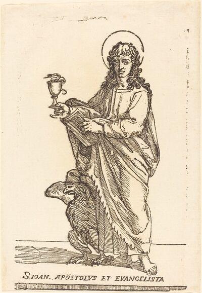 Jacques Stella, 'Saint John'